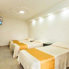 Hotel La Luna 3* Стандартный номер с различными типами кроватей фото 4