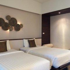 Отель Sarikantang Resort And Spa 3* Номер Делюкс с различными типами кроватей фото 3