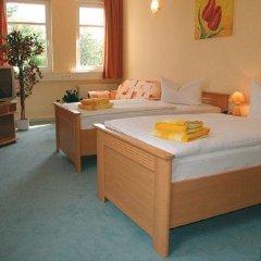 Hotel Kubrat an der Spree 3* Стандартный номер разные типы кроватей фото 2