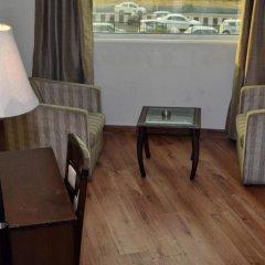 Airport Hotel Venus 3* Стандартный номер с различными типами кроватей фото 9