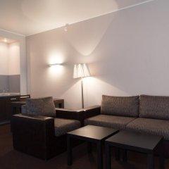 Гостиница Золотой Затон 4* Студия с различными типами кроватей фото 8