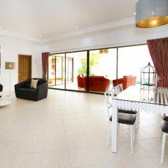 Отель Villa Tortuga Pattaya 4* Улучшенная вилла с различными типами кроватей фото 14