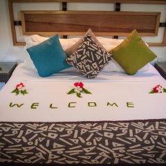 Отель First Landing Beach Resort & Villas 3* Бунгало с различными типами кроватей фото 7