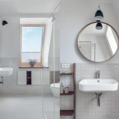 Апартаменты Molo Apartments Сопот ванная