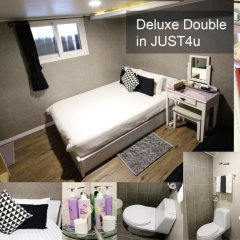 Отель Just4u Guesthouse комната для гостей фото 5