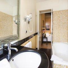 Отель De Petris Рим ванная фото 2