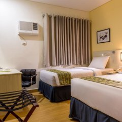 Hamersons Hotel 3* Улучшенный номер с различными типами кроватей фото 4