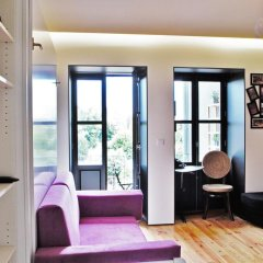 Апартаменты Douro Apartments Art Studio Студия разные типы кроватей