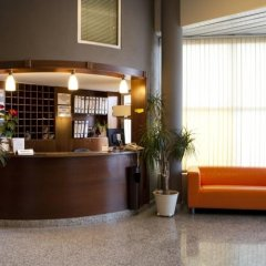 Hotel Villasegura Ориуэла интерьер отеля фото 2