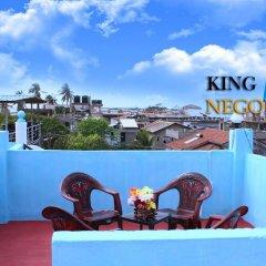 Отель King Fish Guest House бассейн фото 2
