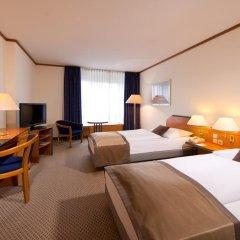 Leonardo Hotel Weimar 4* Номер Комфорт с различными типами кроватей фото 2