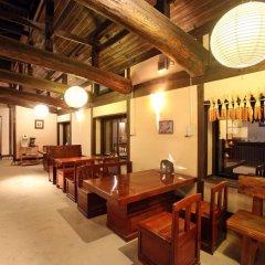 Отель Ryokan Minawa Минамиогуни развлечения
