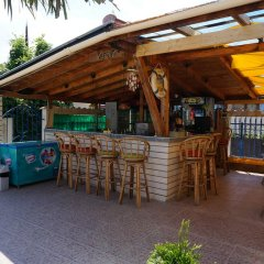 Bora Bora Hotel Солнечный берег гостиничный бар