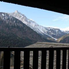 Отель Chalet Rikheland Италия, Саурис - отзывы, цены и фото номеров - забронировать отель Chalet Rikheland онлайн балкон