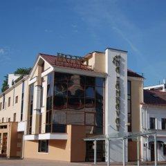 Гостиница Виктория На Замковой Минск вид на фасад фото 2