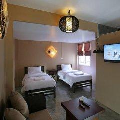 Отель Smile Buri House 3* Улучшенный номер фото 3