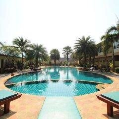 Отель The Green Beach Resort детские мероприятия