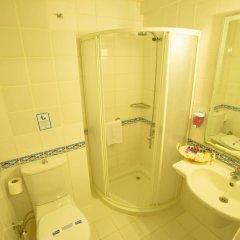 Отель Liberty Hotels Oludeniz 4* Стандартный семейный номер с двуспальной кроватью фото 4