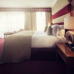 Отель Carlton George Hotel Великобритания, Глазго - отзывы, цены и фото номеров - забронировать отель Carlton George Hotel онлайн комната для гостей фото 3