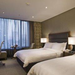 Lotte City Hotel Mapo 4* Номер Делюкс с различными типами кроватей фото 6
