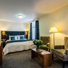 Отель Holiday Inn London - Kensington 4* Представительский номер с различными типами кроватей фото 4