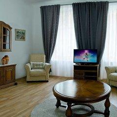 Апартаменты Prague 01 Apartments комната для гостей