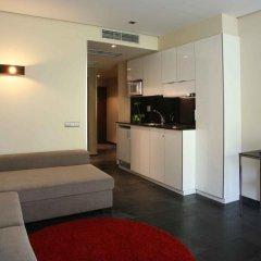 Отель Apartosuites Jardines de Sabatini 3* Студия с различными типами кроватей фото 3