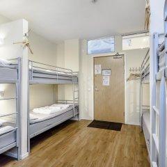 City Hostel Кровать в общем номере фото 2
