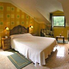 Отель Posada La Anjana 3* Стандартный номер с различными типами кроватей фото 3