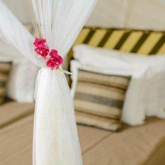 Отель Montebelo Gorongosa Lodge & Safari 3* Улучшенный номер разные типы кроватей фото 3