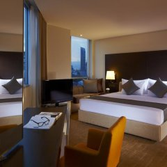 Oaks Bangkok Sathorn Hotel 4* Студия с различными типами кроватей фото 2