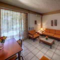 Zina Hotel Apartments 3* Апартаменты Эконом с различными типами кроватей фото 2