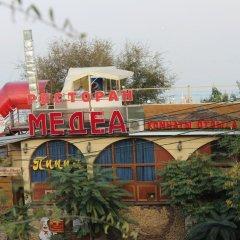 Medea Hotel Одесса приотельная территория