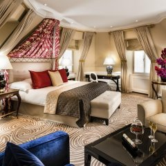 Отель Baur au Lac Швейцария, Цюрих - отзывы, цены и фото номеров - забронировать отель Baur au Lac онлайн комната для гостей фото 12