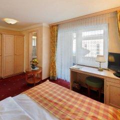 Wellness Hotel La Ginabelle 4* Стандартный номер с различными типами кроватей фото 3