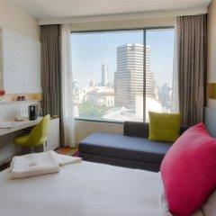 Отель Mercure Bangkok Siam 4* Улучшенный номер с различными типами кроватей фото 5