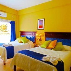 Hotel Las Hamacas 3* Стандартный номер с 2 отдельными кроватями фото 4