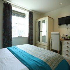Отель The Craven Heifer Inn 4* Стандартный номер с различными типами кроватей фото 6