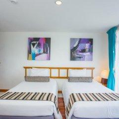 Отель Waterfront Suites Phuket by Centara Люкс с двуспальной кроватью фото 3