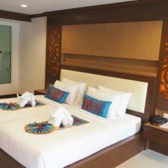 Отель Chivatara Resort & Spa Bang Tao Beach 4* Номер Делюкс с двуспальной кроватью фото 2