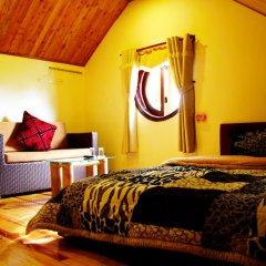 Отель Hobbit Village Da Lat Далат комната для гостей фото 2