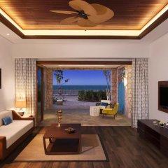 Отель Banana Island Resort Doha By Anantara 5* Люкс с различными типами кроватей фото 6
