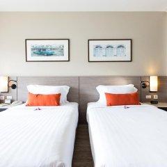 Отель Deevana Plaza Phuket 4* Студия с различными типами кроватей фото 3