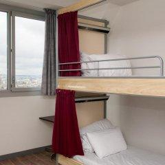 St Christopher's Inn Gare Du Nord - Hostel Кровать в общем номере с двухъярусной кроватью фото 7