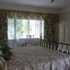 Отель The Crest Conference & Retreat Center 3* Стандартный номер с различными типами кроватей фото 3