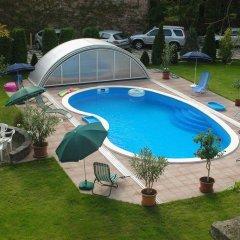 Hotel Manzard Panzio 3* Стандартный номер с различными типами кроватей фото 4