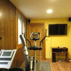 Отель Apartamentos Casa Pochetas фитнесс-зал