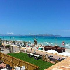 Hotel Sa Roqueta Can Picafort 2* Стандартный номер с двуспальной кроватью фото 6