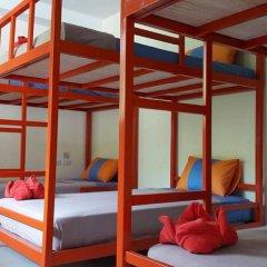 Отель Lanta Justcome 2* Кровать в общем номере фото 12