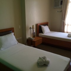 Отель Fuente Oro Business Suites 3* Стандартный номер с 2 отдельными кроватями